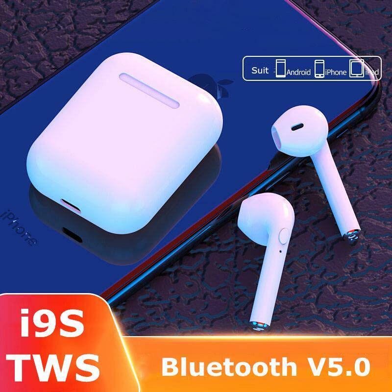 I9s Tws Headphone Wireless Bluetooth 5.0 Earphone Mini Earbu