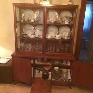 China cabinet Windsor Region Ontario image 2