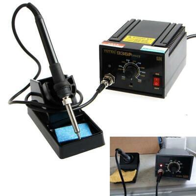 110v220v 75w 936 Power Electric Soldering Station Kit Smd Rework Welding Iron