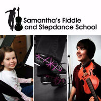 Fiddle, Stepdance, and Highland Dance Lessons