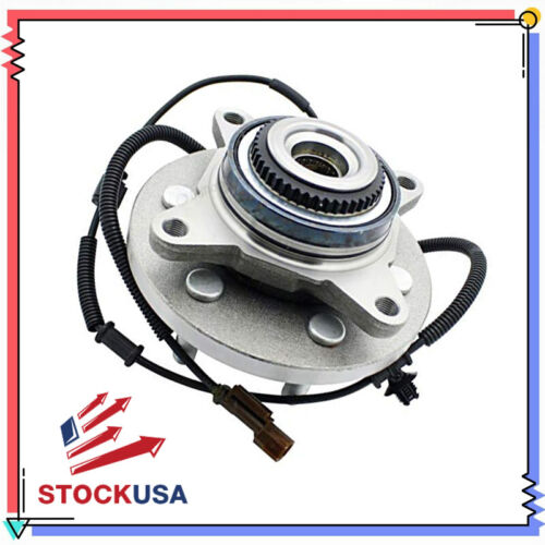 - With Two Years Warranty Package Includes One Bearing Front Wheel Bearing and Hub Assembly for 2017 Ford F-150 4 Wheel Drive Models