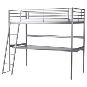 lit mezzanine achetez ou vendez des lits et matelas dans qu bec petites annonces de kijiji. Black Bedroom Furniture Sets. Home Design Ideas