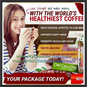 Free samples 100%Natural SlimRoast coffee for lose weight