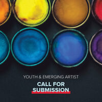 CALL FOR SUBMISSIONS YOUTH   EMERGING ARTISTS