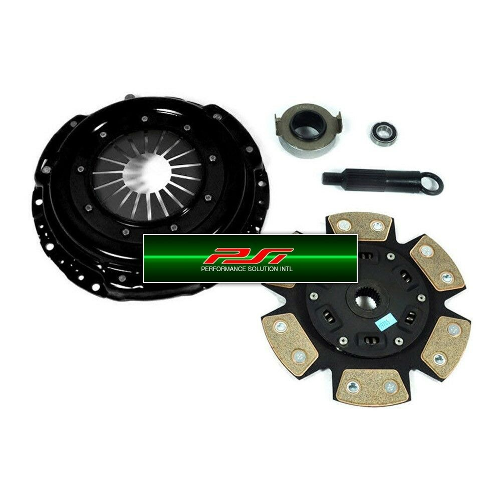 PI XTREME 6PUCK SPRUNG CLUTCH KIT Fits 1990-1991 ACURA