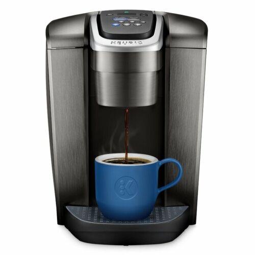 Keurig K-Elite Single Serve K-Cup Coffee Maker, Silver