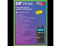 CRT FP 00 Black Dual Band Amateur Radio
