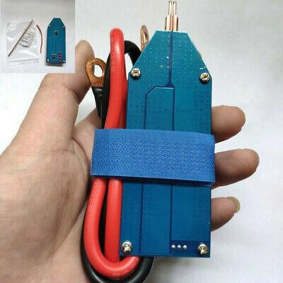 Portable Mini Diy Battery Spot Welder 4v-12v Full Set