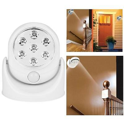 led motion sensor light outdoor indoor security wireless night lamp activated mozeypictures Gallery