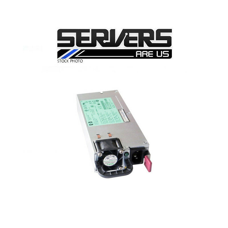 HP 1200W AC Power Supply 437572-B21 HSTNS-PD11 DL580G5 800 441830-001 438202-001