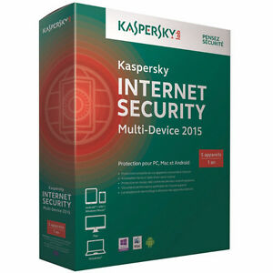 Antivirus Kaspersky Internet Security/Total Security anti-virus