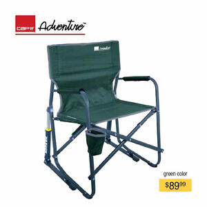 NEW - Cap-it Adventure Camp Chairs & Tables St. John's Newfoundland image 3