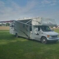 Class C Motorhomes for Rent
