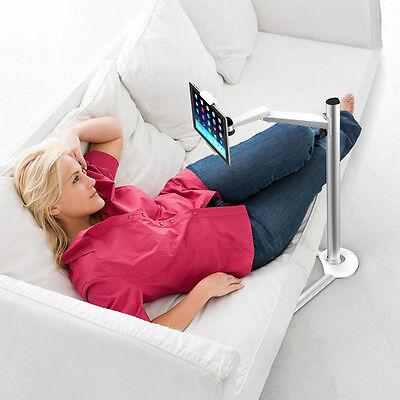 Height adjusting floor bed stand-IPAD Pro/IPAD/tablet/iPhone/KINDLE + 2 bonus