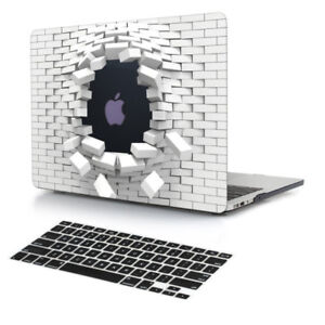 """New Dongke 3D  Hard Protective Case for Apple MacBook Air 13"""""""