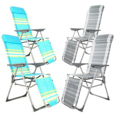 Liegestuhl-set (Liegestuhl Klappliege Gartenliege 2er Set Sonnenliege Camping Liege Campingstuhl)