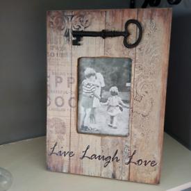 Photo frame £2