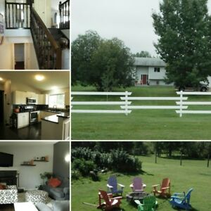 Acreage living just minutes from Sherwood Park - 3.09 Acres
