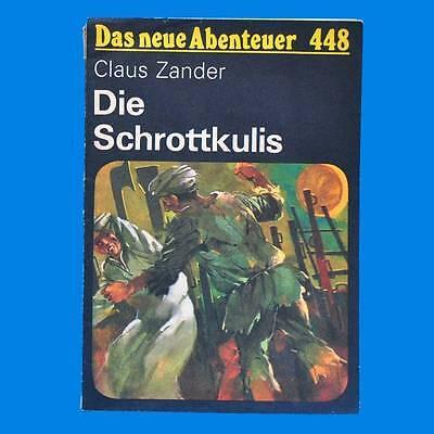 DDR   DNA 3 Hefte   Das neue Abenteuer - Heft 448 452 und 458