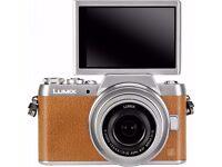 Panasonic Lumix DMC-GF7 Compact System Camera with 12-32mm f/3.5-5.6 Mint condition
