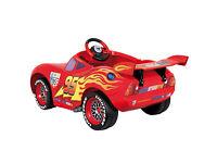 Lightning McQueen Kids Electric Ride on Car