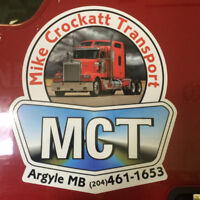Trucking  MCT (Transport)