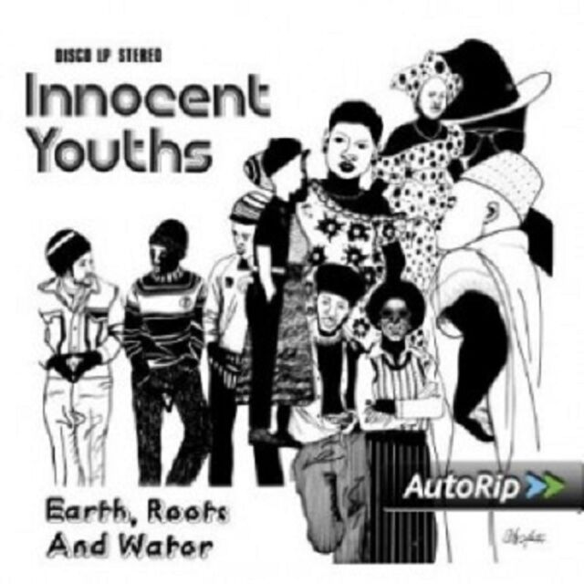 Earth,Roots & Water - Innocent Youths  CD Neuware