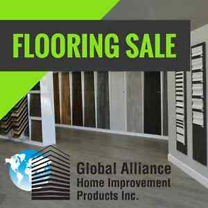Laminate Flooring, Baseboards and Quarter Rounds Sale