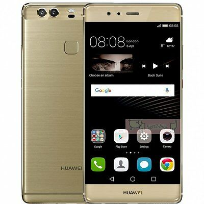 Huawei P9 Plus 4G+64GB/128G 12MP 4G LTE SmartPhone 5.5'' Cell Phone Unlocked ()