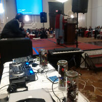 Professional Audio Equipment and Party Light Rental