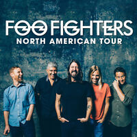 FOO FIGHTERS (Tickets 4 SALE!!!) Best Prices GUARANTEED!!!