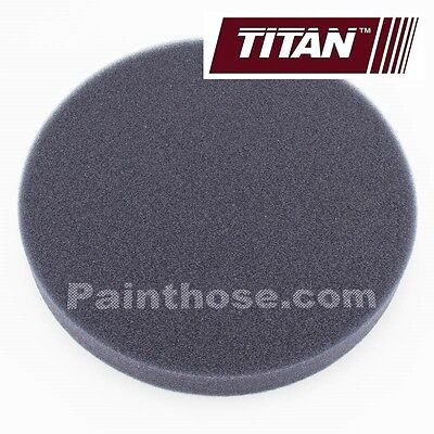 Titan Capspray 0524528a Or 524528a Hvlp Turbine Motor Filter