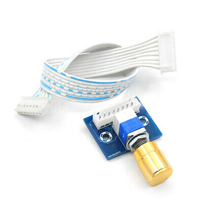 Volume Potentiometer Dual 50k Switch Power Amplifier Board Volume Knob Control