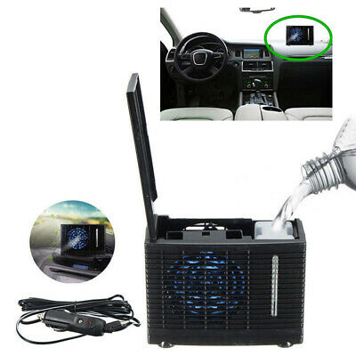 12V/3A Water Refrigeration Air Conditioning Fan Car Evaporat Conditioner Cooler
