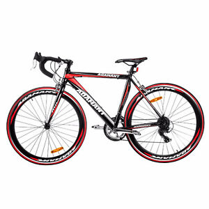 Brand New - Racing Bike - Adamant Double Wall Alloy A1