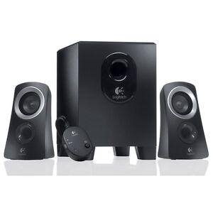 Logitech-Z313-2-1-Channel-Speaker-System-w-Subwoofer