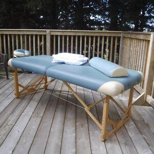 Table massage pliante acheter et vendre dans qu bec - Table de massage professionnelle pliante ...