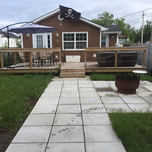 COTTAGE RENTAL PARLEE BEACH - SHEDIAC NB - EXCLUSIVE RENTAL