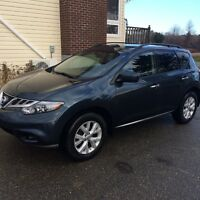 Beautiful 2012 Nissan Murano SV SUV, Crossover