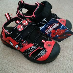 Brand new, tags on boys size 8 sandals