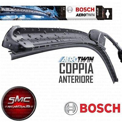 2 Spazzole tergicristallo BOSCH AEROTWIN BMW SERIE 3 E90 E91 dal 2005 ANTERIORI