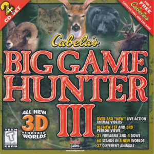 Big game hunter 3