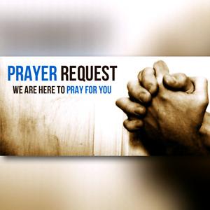 ♡ Do you need a prayer? ♡
