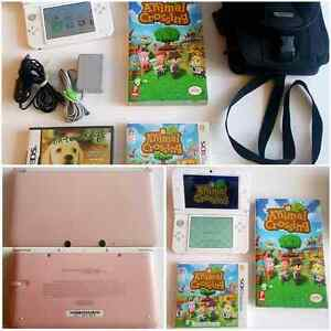 LIKE NEW  NINTENDO 3DS XL PACKAGE  / TRES BELLE ENSEMBLE