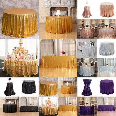e Abdeckung Für Bankett Tabelle Ziemlich Glitter Nützlich (Glitter Gold Tischdecke)