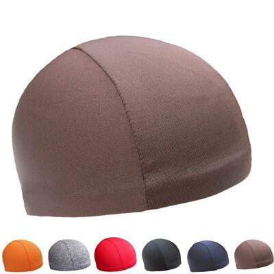 Stretch Beanie Hat Skater Ski Sports Cycle Winter Warm Spandex Beanie Skull Cap - Spandex Hat