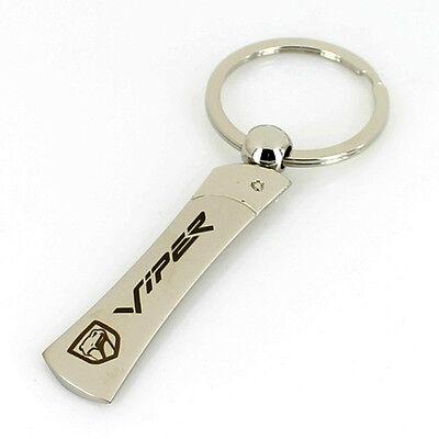 Dodge Viper  Blade Chrome Key Chain