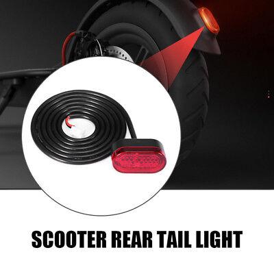 Reemplazo De La Luz Trasera Para Xiaomi M365 Scooter Eléctrico Skateboard
