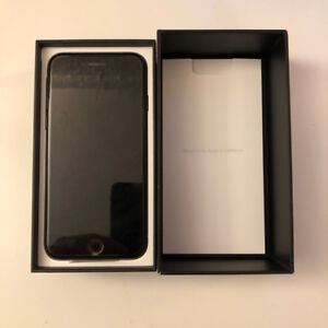 BRAND NEW iPhone 7 32GB Jet Black - COMES WITH OTTERBOX