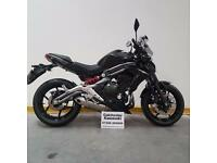 "Kawasaki ER6N ""13 Plate"" Great Condition and Low Mileage"